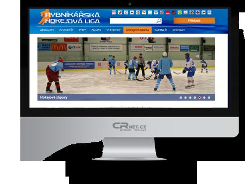 Rybníkářská hokejová liga