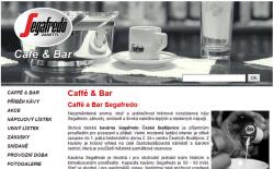 Kavárna Segafredo