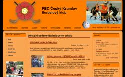 Florbal Český Krumlov